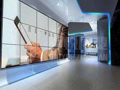 中烟工业展厅