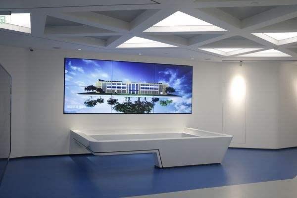 湖南展厅设计公司呈现展厅设计视觉盛宴