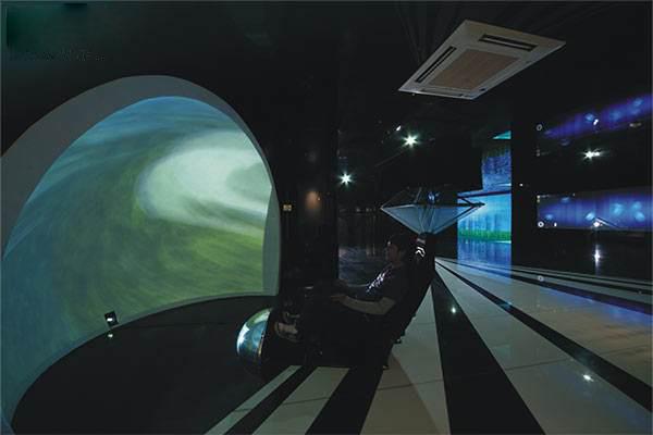 现代展厅设计中的空间设计