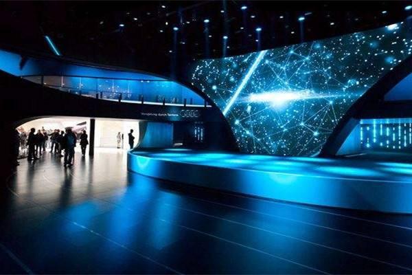 数字展厅制作如何选择展厅设计公司