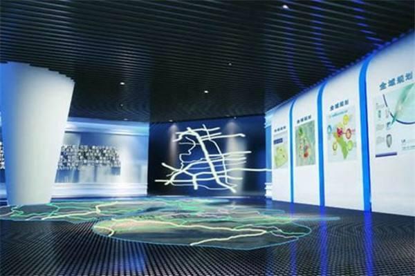 展厅设计公司分享纪念馆类数字展厅建设