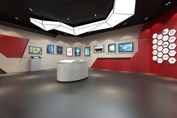 长沙展厅设计与时尚融合来满足大众审美