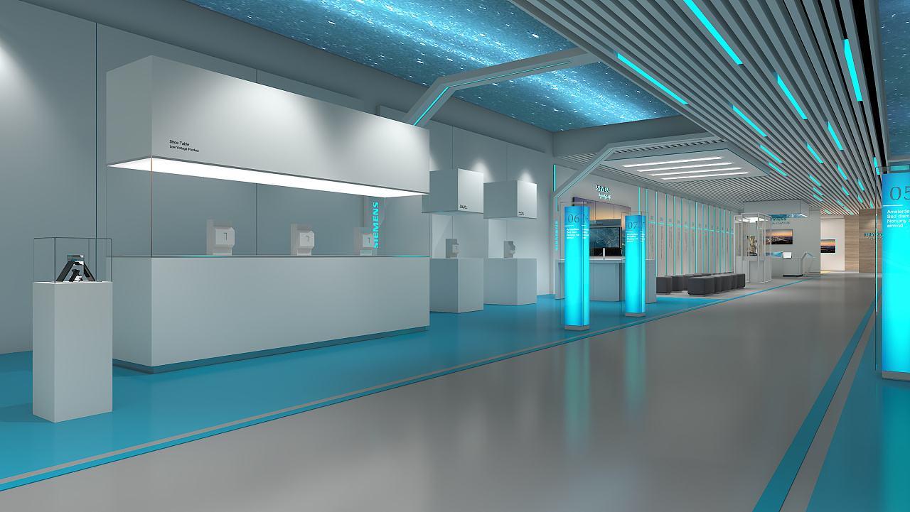 展厅设计公司展厅制作8个小技巧