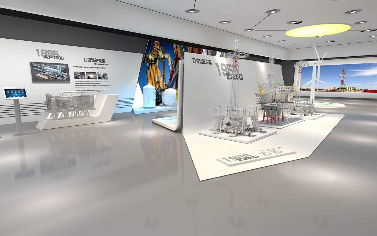 展厅设计公司如何让展厅脱颖而出