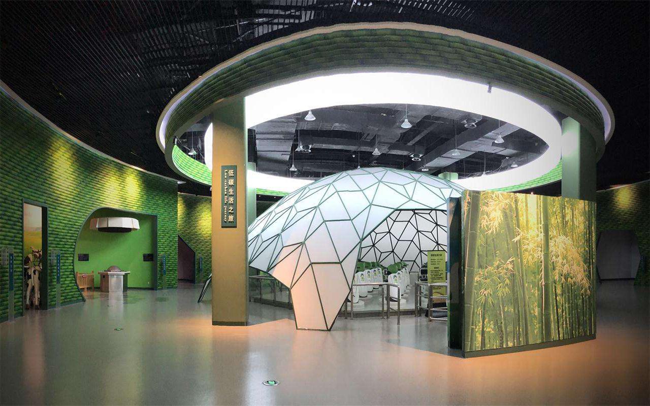 展厅设计时设计师的设计思维