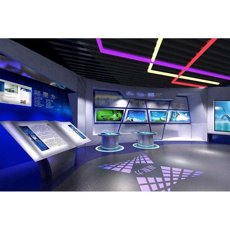 展厅设计公司如何利用灯光点缀物体