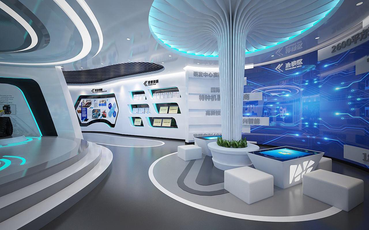 展厅设计公司如何让展厅更优雅