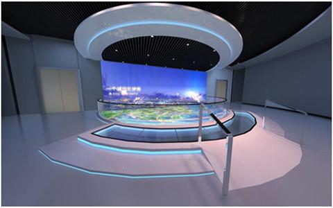 专业展厅设计公司的展厅设计施工规范