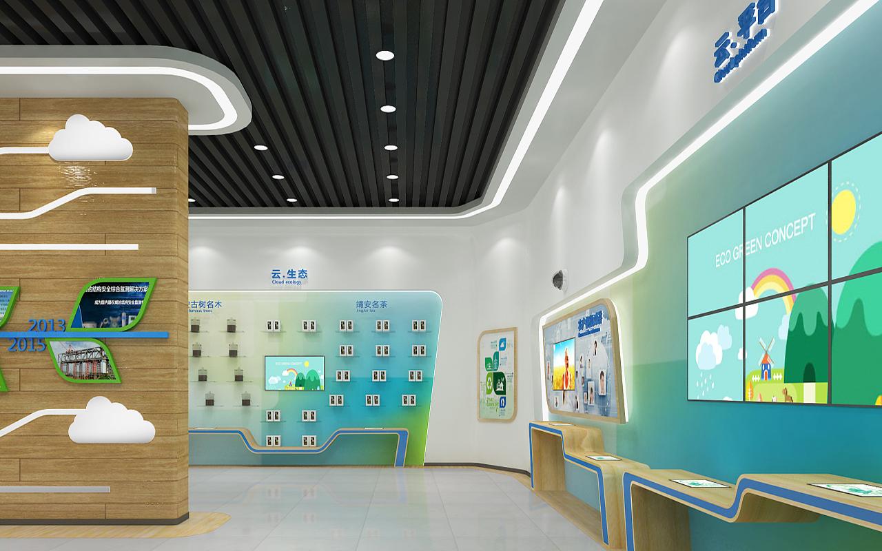 企业展厅设计需要重点注意的元素