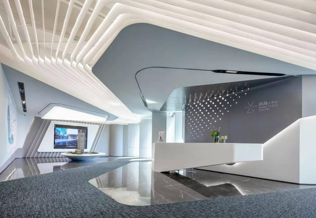 企业展厅设计施工需要重点注意的三个点