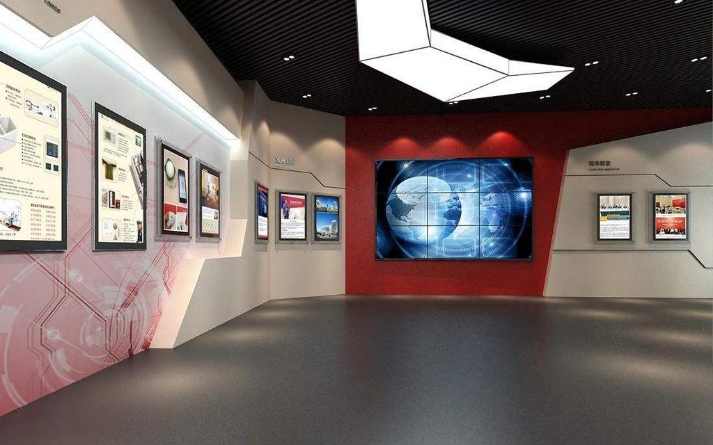 展厅设计效果图的重要性