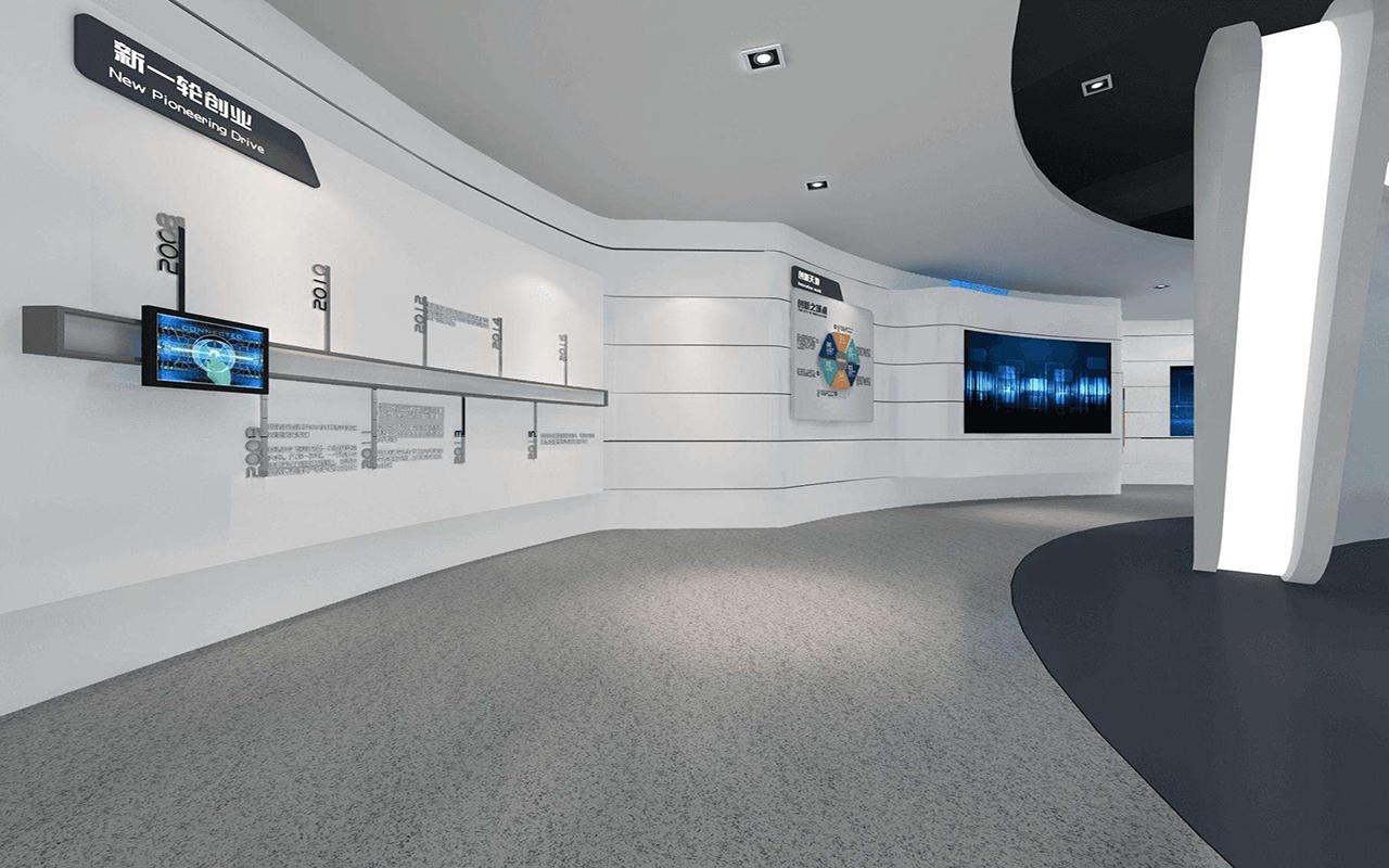 来看看展厅设计公司如何让展厅别具一格