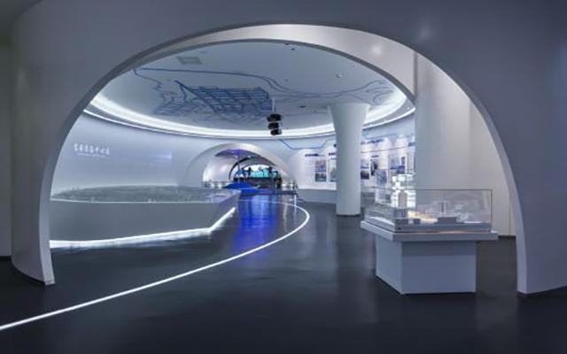 展厅设计公司在展厅设计施工时要注意的事项