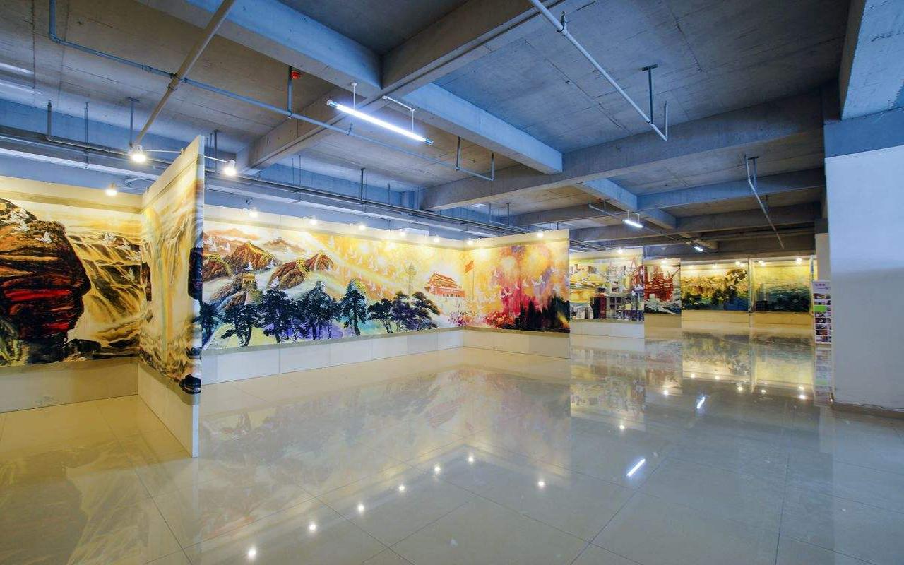 展厅建设时如何进行灯光设计?
