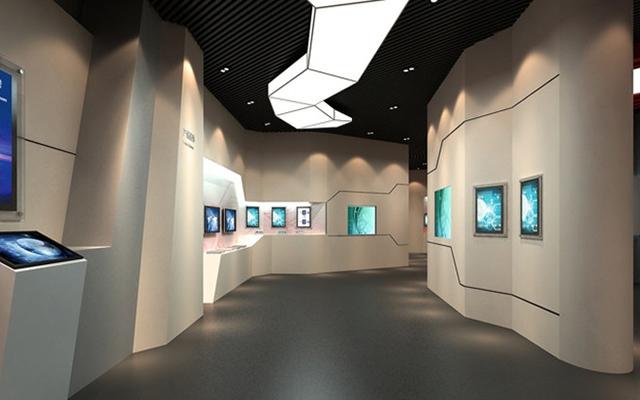 展厅设计公司如何让展厅凸显亮点