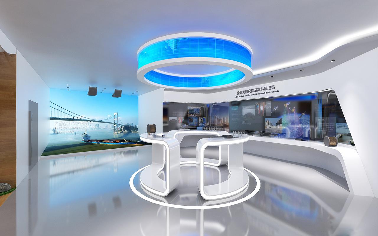 空间设计为什么是展厅设计中的核心