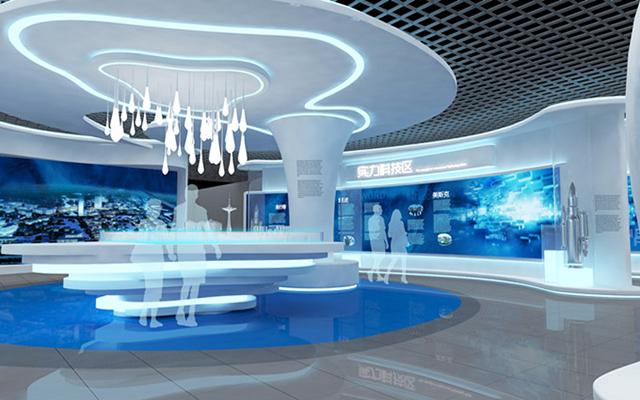 展厅设计如何布局才能吸引眼球