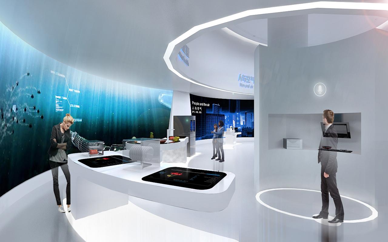 展厅设计公司分享展厅地板保养方法