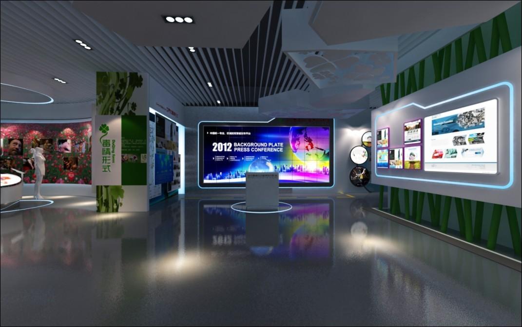 展厅设计公司如何为展厅设计地中海风格