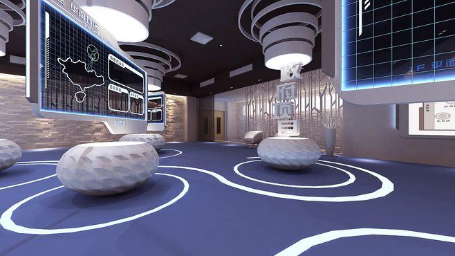 展厅设计如何把控光线