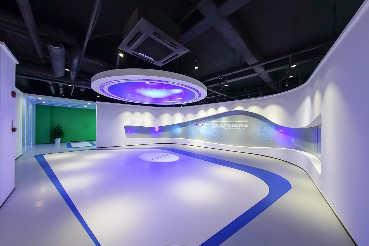 虚拟技术在科技展厅设计中的运用