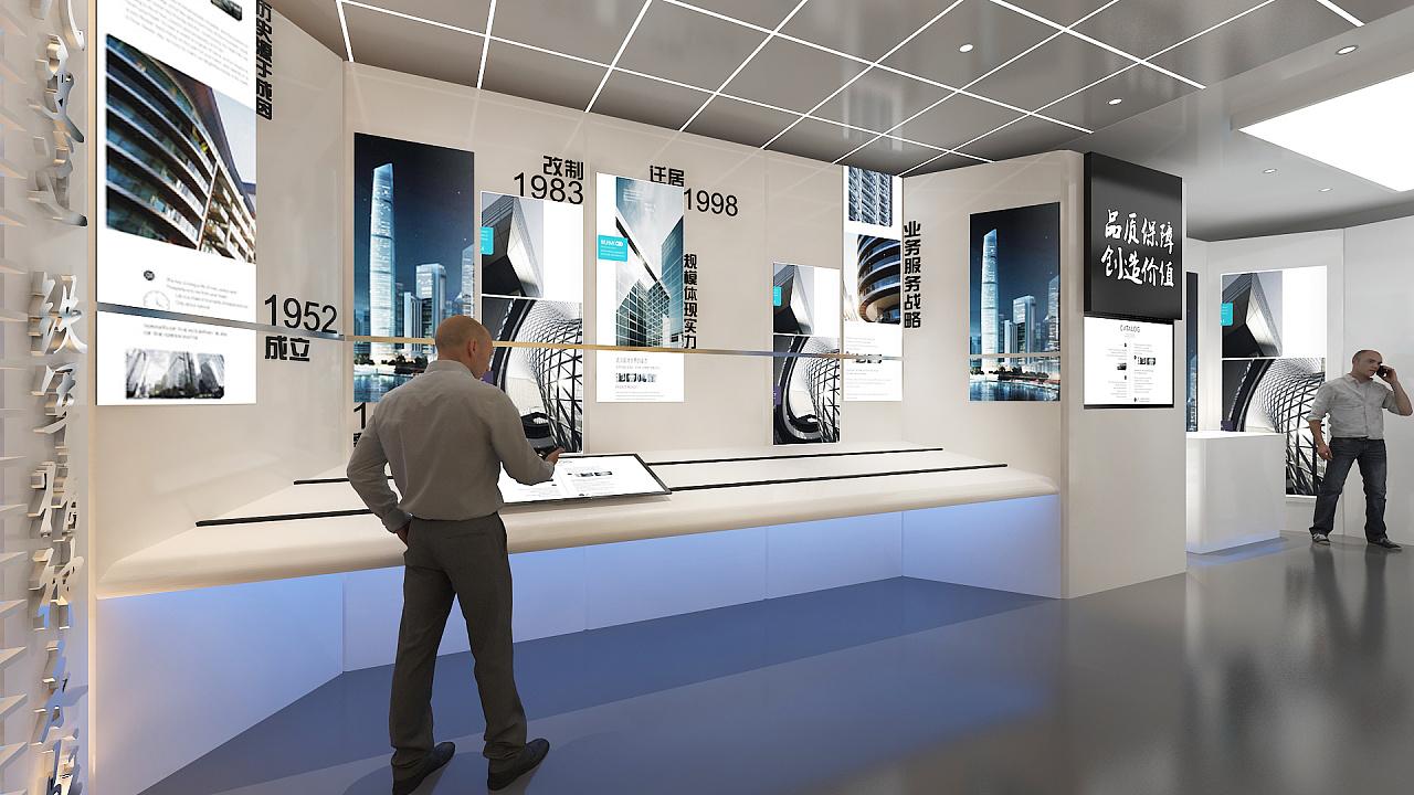 如何根据企业展厅设计需求来选择展厅类型