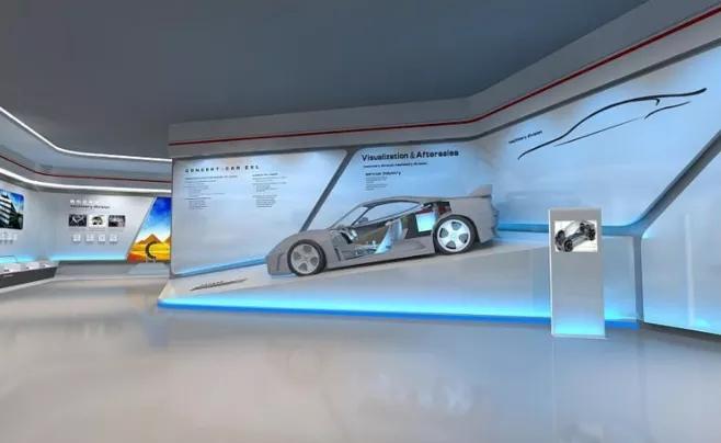 多媒体展厅设计搭建的具体流程