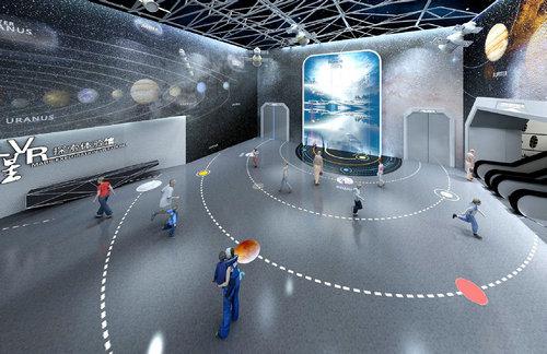 企业展厅设计的要素有哪些?