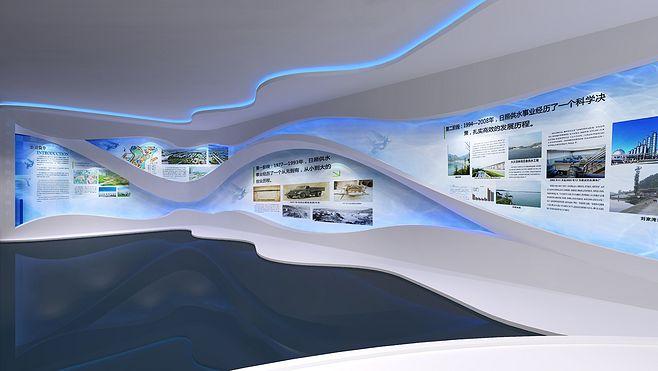 展厅设计中使用软装可以提升展厅展示效果