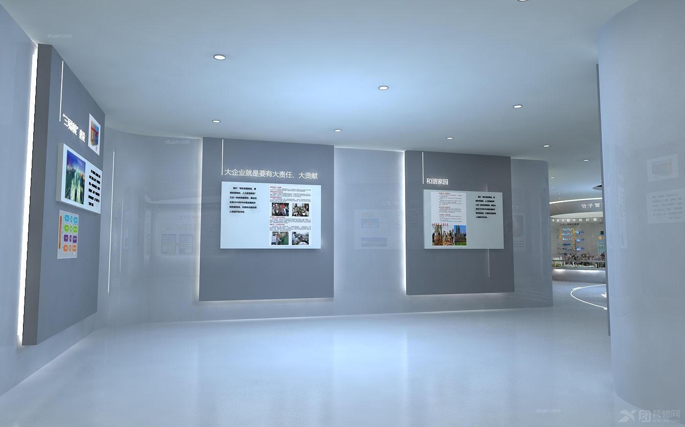 展厅设计的创新如何展示