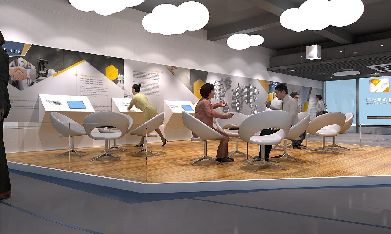 企业展厅设计要遵循的相关规定