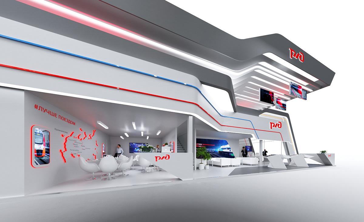 专业展厅设计公司这样让展厅树立企业形象