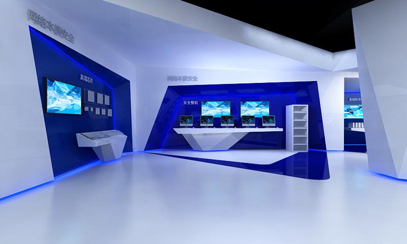 企业展厅设计要点分析