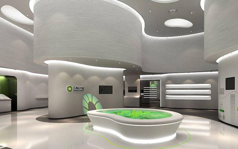 展厅设计使用这些小技巧快速吸引眼球