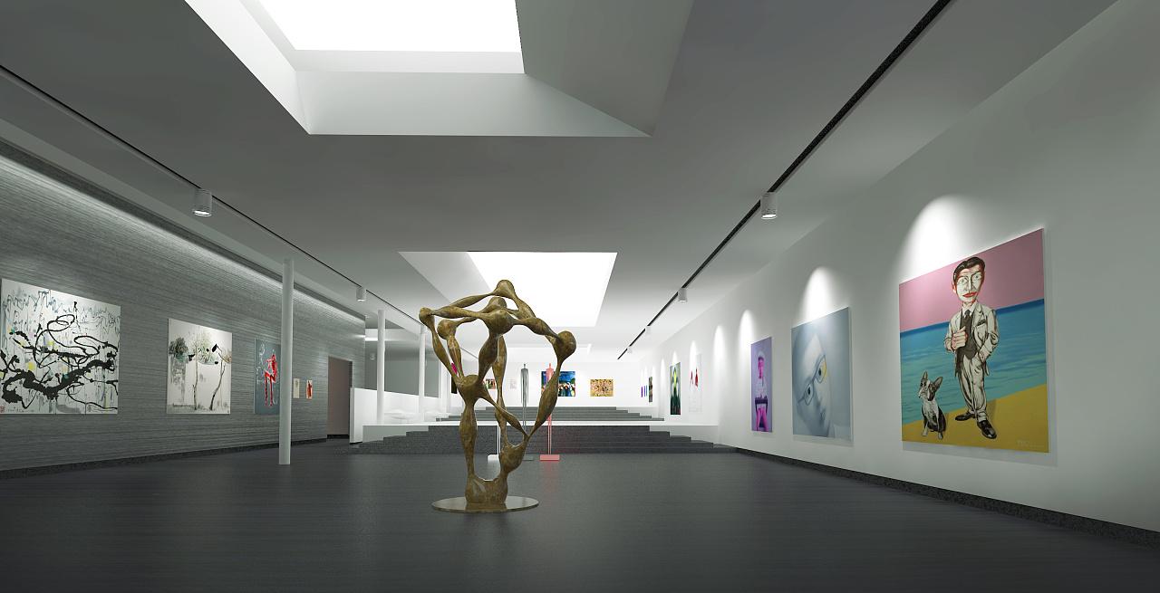 展厅设计如何打造出柔性空间