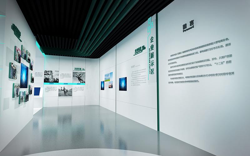 展厅设计瓷砖色彩搭配原则