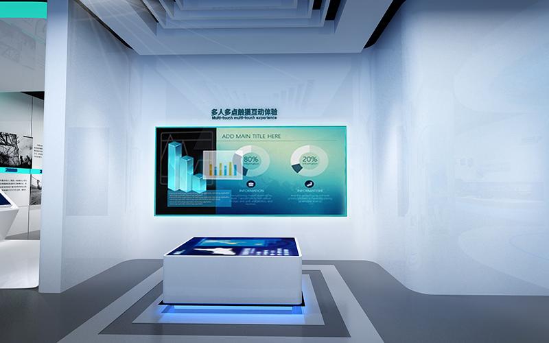 分享展厅设计主要注意的几个方面