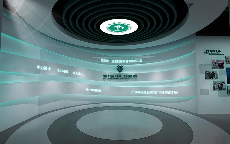 展厅设计一定要有这三层保障