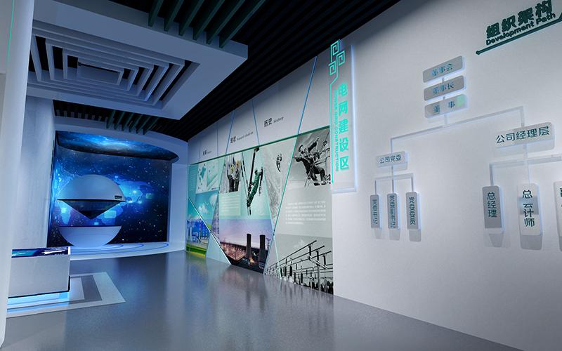 展厅设计实用的小技巧分享