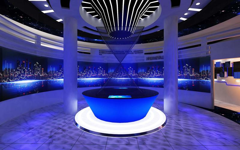 怎样选择长沙展厅设计公司