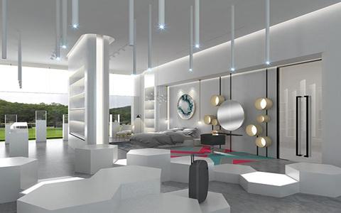 影响长沙展厅设计施工价格的因素